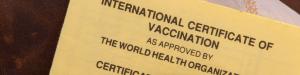 WHO rokotekortti